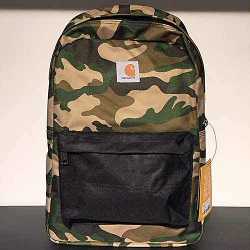 [칼하트][Carhartt] Trade Series Backpack (Camo) [칼하트 백팩/카모 가방]-CHT100301BCM