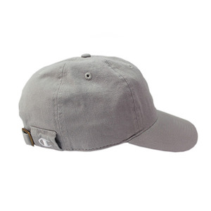 챔피온 볼캡 Brushed Cotton 6-panel Cap (LIGHT GRAY) - CMBCAPSTL
