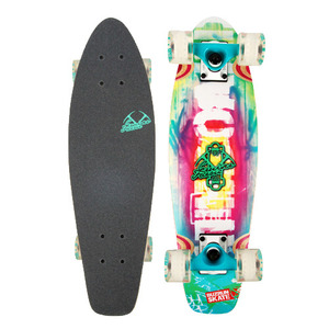 "버즈런 24"" Wood Cruiser board - Farm_mint 크루저보드 - BZCR24WOOD8"