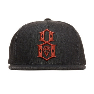 스냅백 LOGO SNAPBACK (BLACK) - REBEL8_16CP08