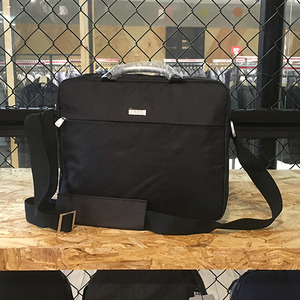 브리프케이스 4745 Two handle bag (Black) - HYYDB4745