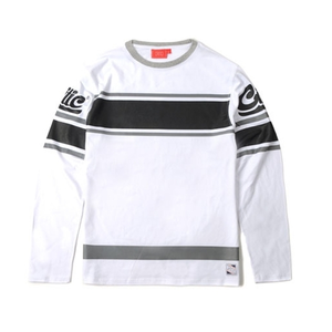 크리틱 긴팔티 80 HOCKEY LONG SLEEVES (WHITE) - CTOFARL02MWH