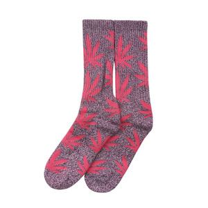 [허프] PLANTLIFE CREW SOCK (PURPLE HEATHER) - HFSPSK014 [허프 HUF 양말]