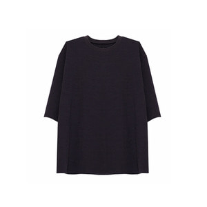 [011] 반팔티 Over Size Short Sleeve (charcoal)