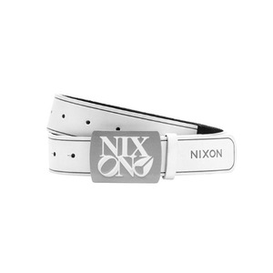 [NIXON] 닉슨 에나멜 벨트 Enamel Philly Belt II (WHITE) - N142BT05M0WHT
