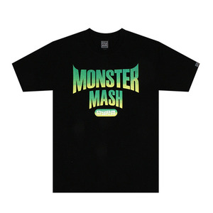 네스티팜 반팔티 MONSTERMASH TEE (BLK) - NASTY15SS041