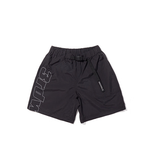 [써드위브 45%할인] NYLON SHORT 3M SCOTCHLITE™ / BLACK