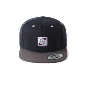 크리틱 스냅백 BASIC COTTON SNAPBACK (NAVY) - CTOFIHW07UNV